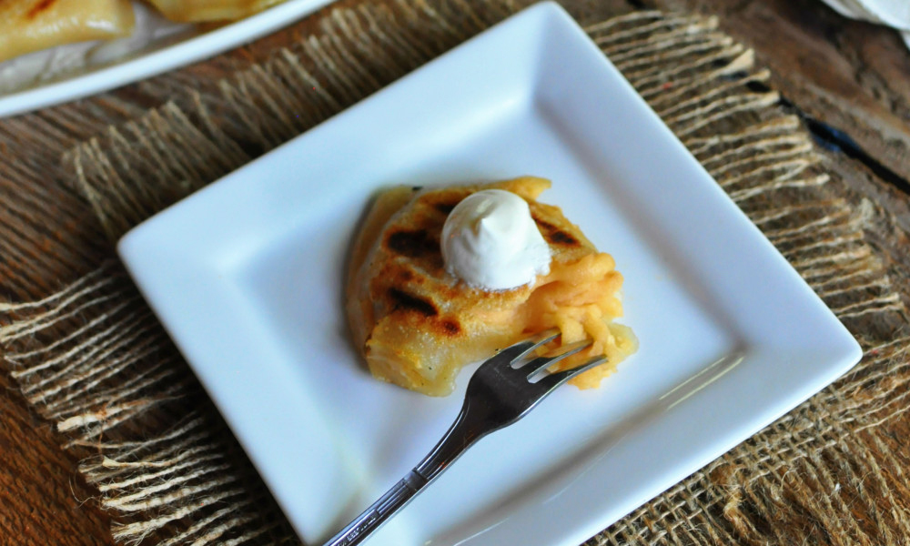 Now you can re-create an authentic pierogi in your own kitchen with this recipe from Laura Kurella on The Food Channel.
