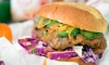 This Spicy Chicken Sandwich is hand battered and seasoned, served with a creamy and delicious homemade coleslaw.