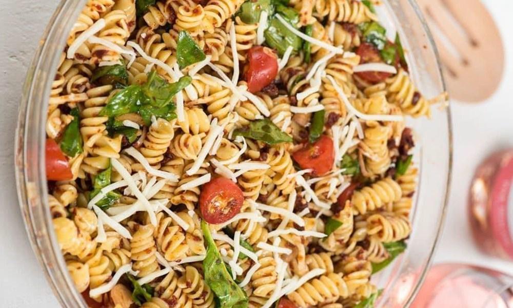 Pasta Salad Recipe Italian Style