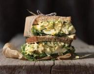 Herbed Egg Salad Sandwich