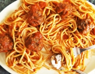 My Favorite Spaghetti and Meatballs