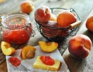 Precious Peach Preserves
