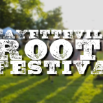 The Fayetteville Roots festival is a 5-day celebration of music, art and food in Northwest Arkansas.