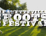 On Location: Fayetteville Roots Festival