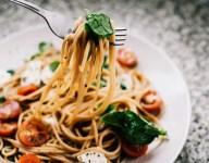 Meals For One: Chicken Bruschetta Pasta