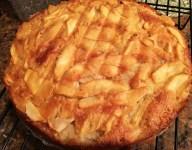 Custard Apple Cake