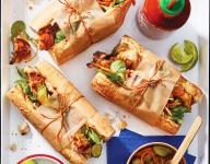 Grilled Gator Kebab