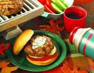 Merguez Lamb Burgers