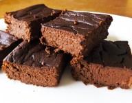 Moistest Chocolate Brownies Evah!