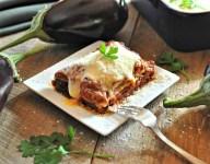 Eggplant Parmesan Extraordinaire
