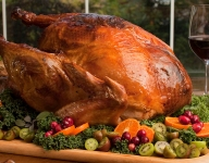 Bresse-Style Poached Roasted Turkey
