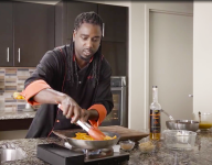 Heath Rum Caribbean Glazed Carrots