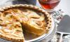This Honey Cream Pumpkin Pie is grandma's-plus. Sweetened with a delicious honey cream, the pie itself features pumpkin purée, half and half, eggs, brown sugar, cornstarch and pumpkin spice.
