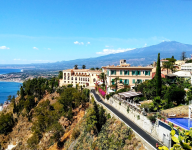 Around Mount Etna With You, Me & Sicily