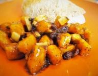 Spicy, Crunchy Sweet Potato