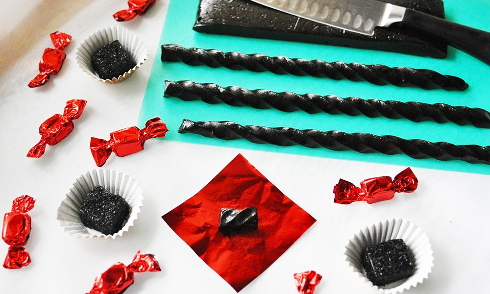 Culinary Correspondent Laura Kurella shares her recipe for making an old-fashioned Christmas treat—licorice.