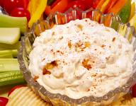 Bungalow Chef's Cool and Refreshing Onion Dip