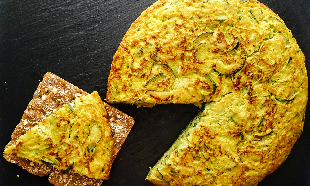 Chef Antonio Ortuño of Garlic & Parsleys shares his recipe for the perfect start to any breakfast, an authentic Spanish Omelette!