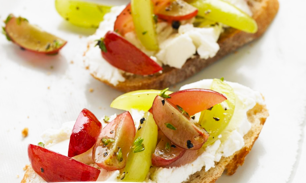 If you're looking for a fresh, simple and delicious crostini recipes, these and Goat Cheese Crostinis are  just the ticket.