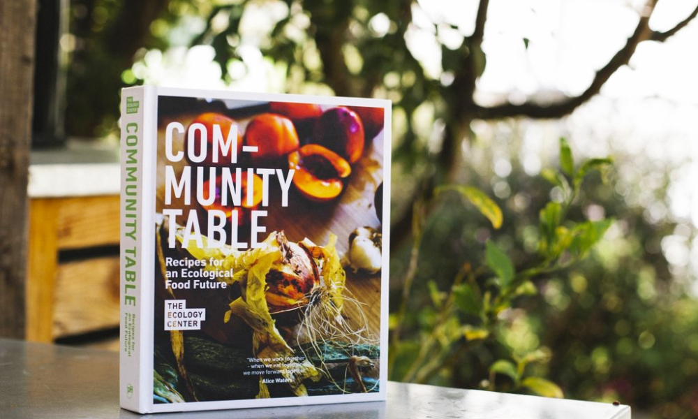 Community Table is definitely a cookbook, but it's so much more. It's a roadmap for creating a thriving ecological food future, filled with stories, education, and recipes that celebrate the farm-to-table concept and make it a tangible reality.