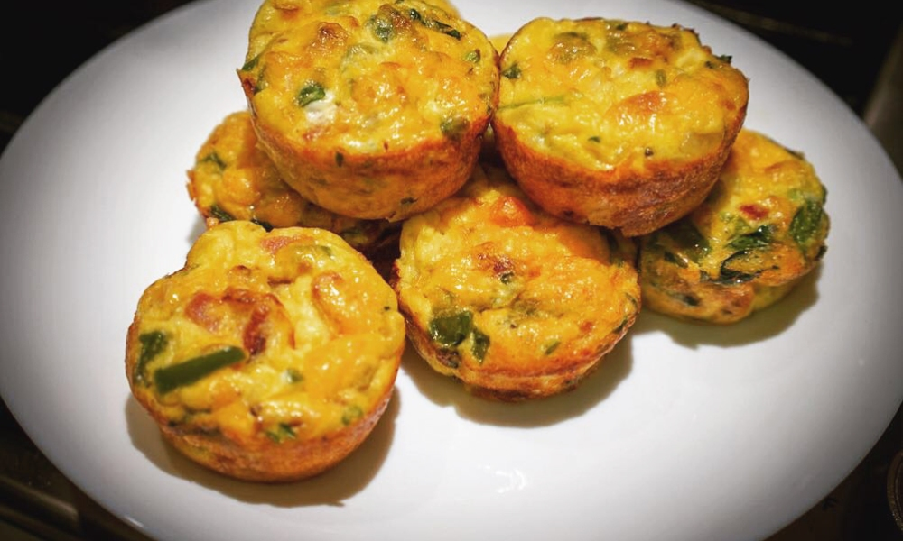 Frittatas are a delightful breakfast options with a multitude of opportunities to customize to your personal tastes.