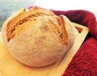 Real Artisan New England Anadama Bread