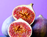 Chocolate Figs With Almonds
