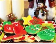 The 13 Days of Christmas Cookies: #13 Grandma Scroggins' Sugar Cookies