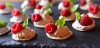 Portable, easy to handle and silverware-free, canapés afford us many special freedoms, including the benefit of being able to taste a large variety of foods without over-eating!