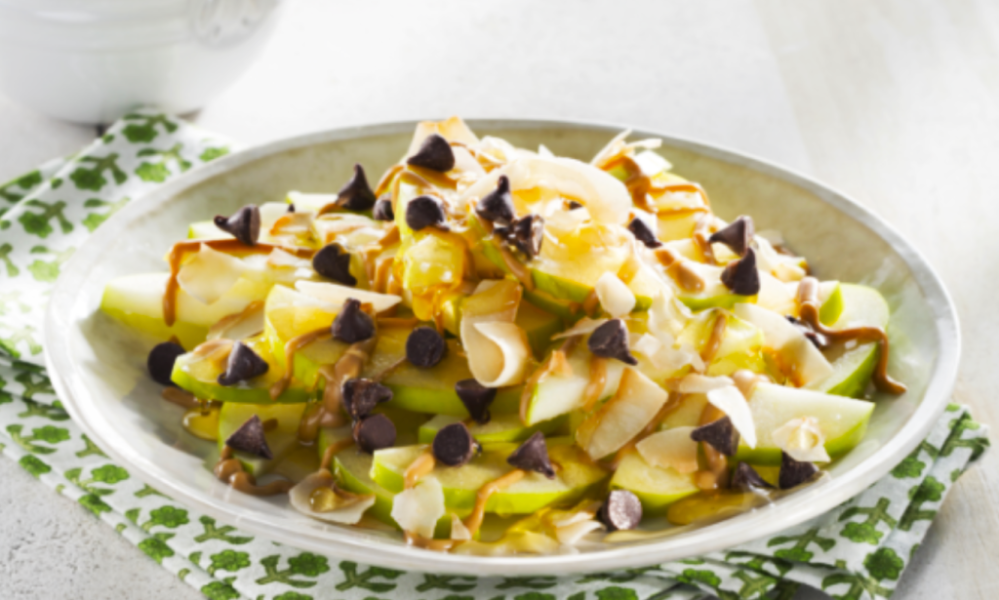 This easy dish is a light and refreshing take on traditional nachos.