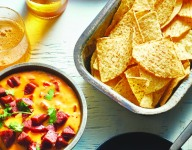 John's Spicy Sausage Cheese Dip