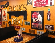 Rick's Smokehouse in Terre Haute, Indiana