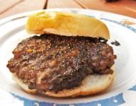 Salisbury Jerky Burgers