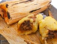 Yankee Pork Tamales