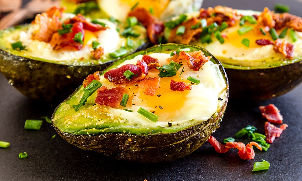 This recipe for Avocado Egg Boats is another in our series of keto-friendly recipes from celebrity caterer Andrea Correale, founder and president of Elegant Affairs. Andrea has more than 20 years of experience in catering high-end events and meeting the dietary needs of her celebrity clients.