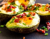 Avocado Egg Boats