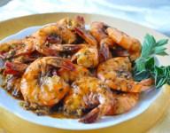 BBQ Shrimp New Orleans Style