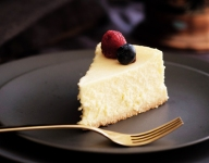 Homestyle Cheesecake