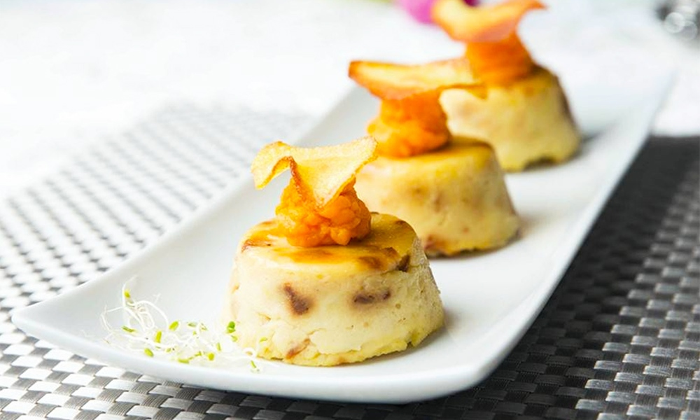 This recipe for Doughless Potato Knishes is shared by our friends at Kosher.com, a resource that has become my go-to for education and delicious kosher recipes. Doughless Potato Knishes is one in a series of recipes shared to celebrate Passover.
