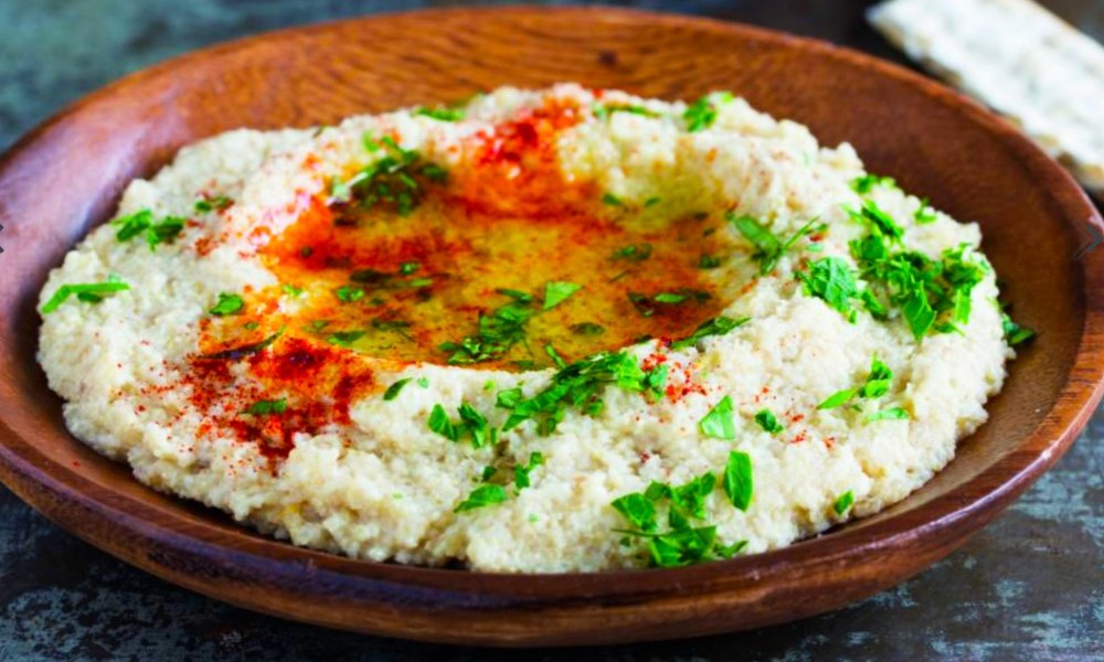 """This recipe for Quinoa """"Hummus"""" is one in a series of vegetarian Passover recipes created by KAYCO, the leading purveyor of kosher foods in the U.S., in concert with Naomi Nachman, author of the """"Perfect for Passover"""" cookbook and Kosher.com, the popular kosher lifestyle resource."""