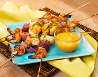 Teriyaki Grilled Skewers