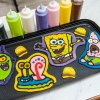 SPONGEBOB VIRTUAL PANCAKE COOKING PARTY!